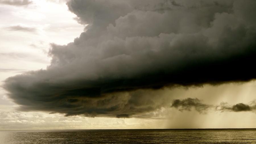 台風発生のメカニズム