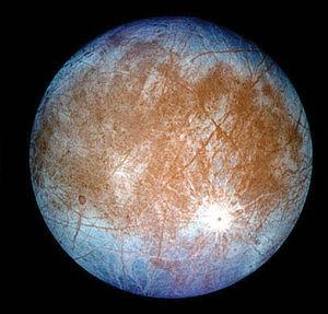 衛星エウロパ