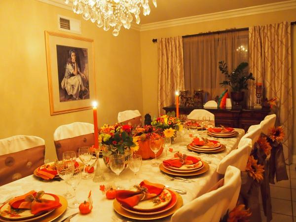 アメリカ感謝祭