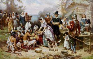 アメリカ感謝祭の由来