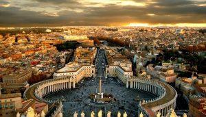 カトリックの総本山バチカン