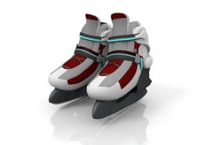 スケートが滑りやすい理由