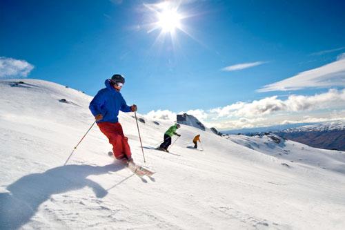 スキーは復水