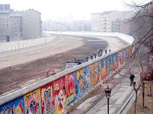 ドイツのベルリンの壁