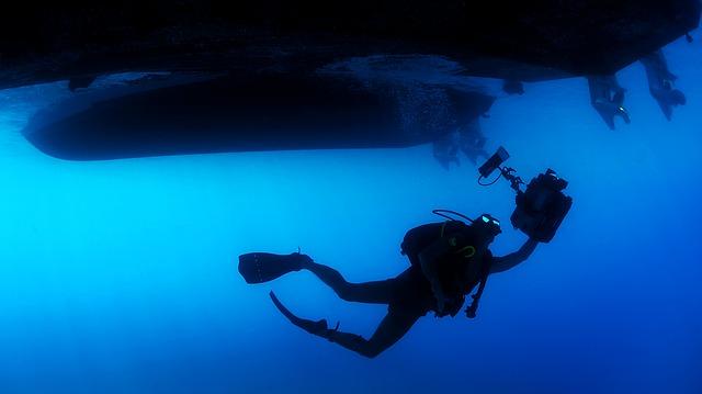 深海の探索