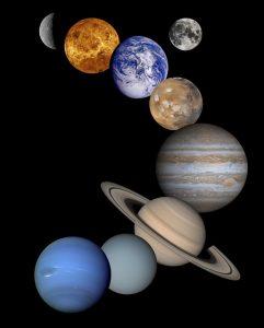 岩石惑星の形成