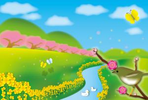春のソネット