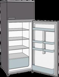 冷蔵庫の仕組み