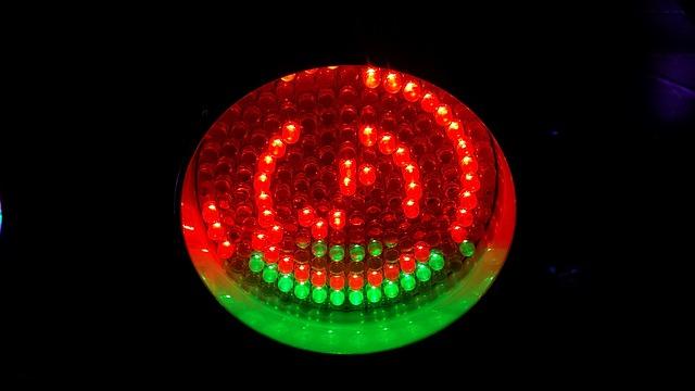 LEDライトの発光の原理