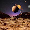 土星の環のサイズなど
