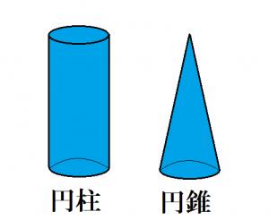 体積 円錐 の 数学−公式集 ・・